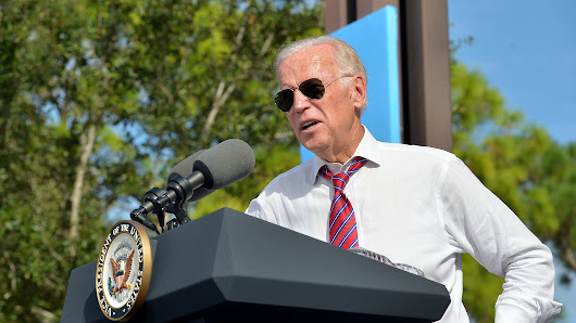 Joe Biden Is More Presidential Than Donald Trump Could Ever Hope to Be