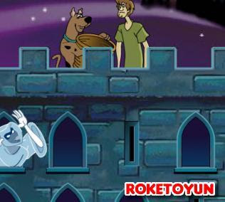Scooby Doo Hayalet Avı Oyunu