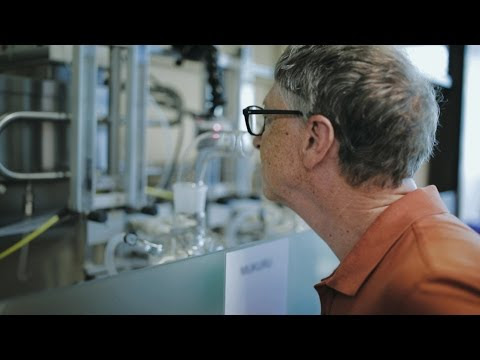 Faeces for Perfume? Well, This Is Bill Gates' Hand On A New Fragrance…