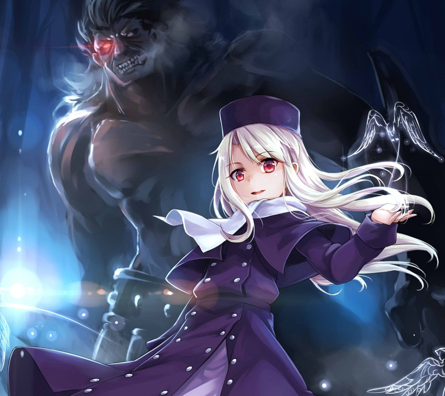 Fate Stay Night Android壁紙 画像 7 1440 1280 アニメ壁紙