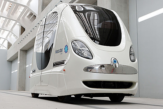 Driverless cars: Milton Keynes pavements will be filled with driverless cars within two years