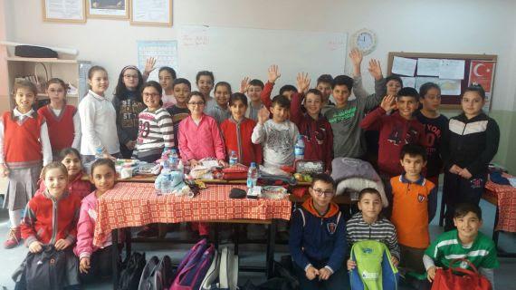 4 C Sınıfı Deprem Ve Ilk Yardım çantası Hazırladı Eğitim Bilişim Ağı
