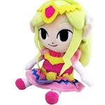 "For Nintendo Zelda The Wind Waker Princess Zelda Plush Toy, 8"""