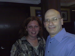 Craig stoltz and Renee Lewis at the Capital Cabal event