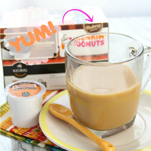 Dunkin' Donuts K-Cups - Eat. Drink. Love.