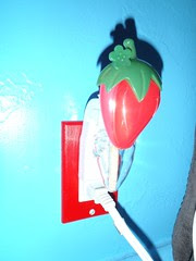 Painted Switch and Outlet Plates