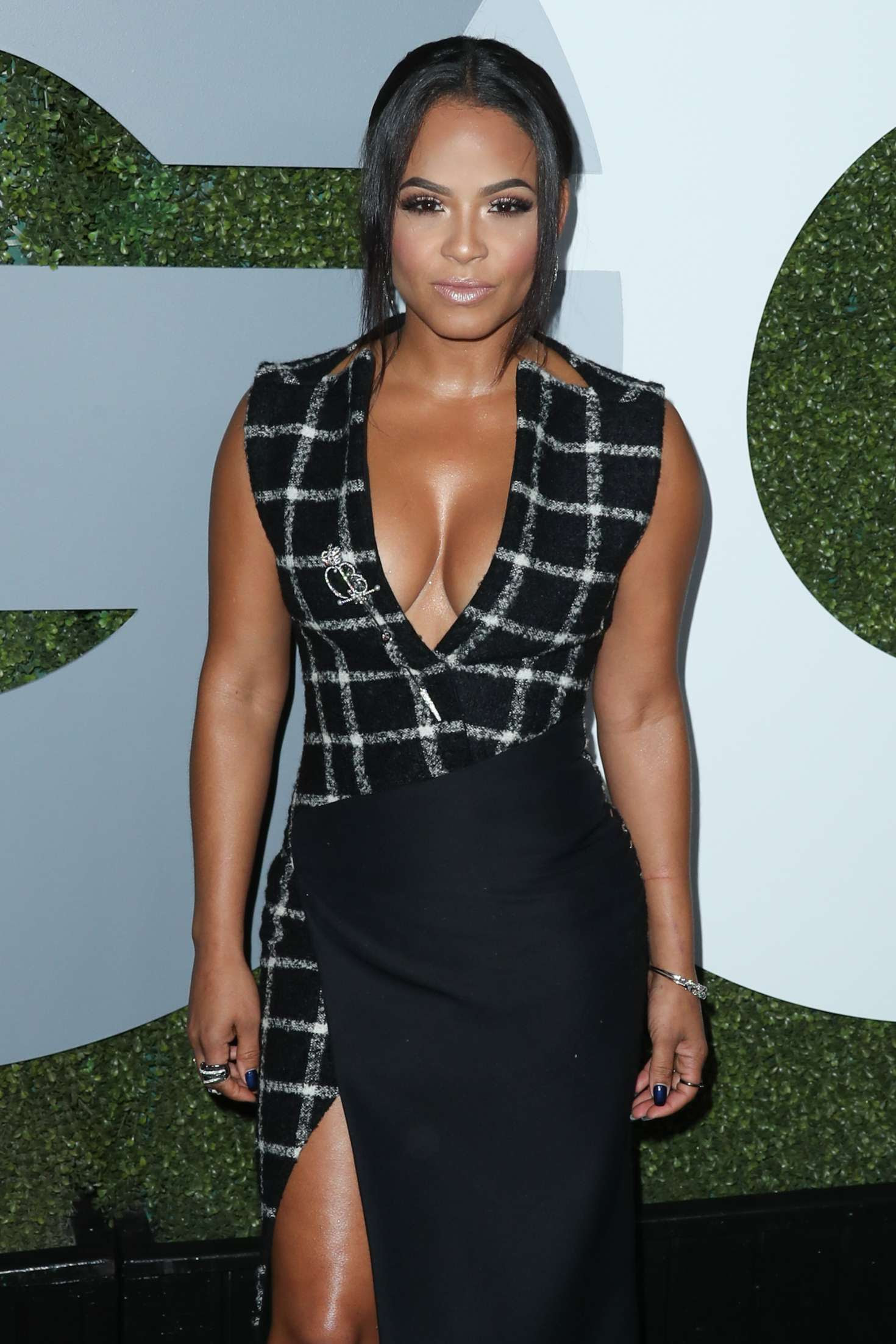 Christina Milian – GQ Men of The Year Awards 2016 in LA