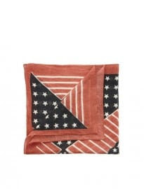 Asos Stars And Stripes Neckerchief