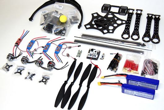 Quadcopter Parts: What are they and what do they do? – Quadcopter Academy