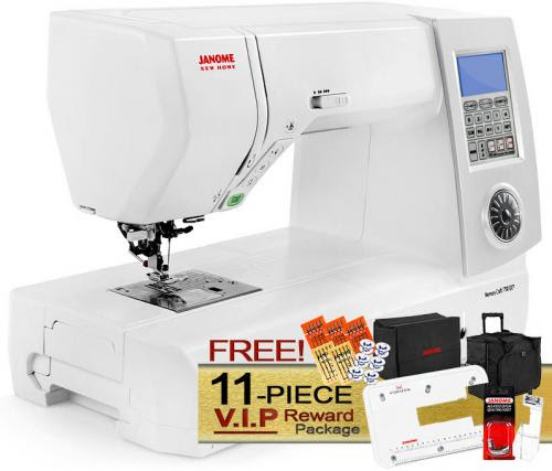 Sew Perfect With The Best Janome Sewing Machine By Mr Vac Mrs