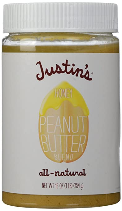 Justins Honey Peanut Butter (3 Pack)