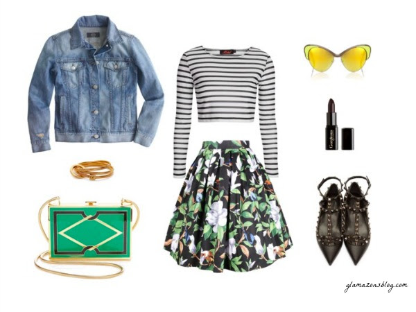 St Patricks Day Outfit Ideas Archives Glamazons Blog