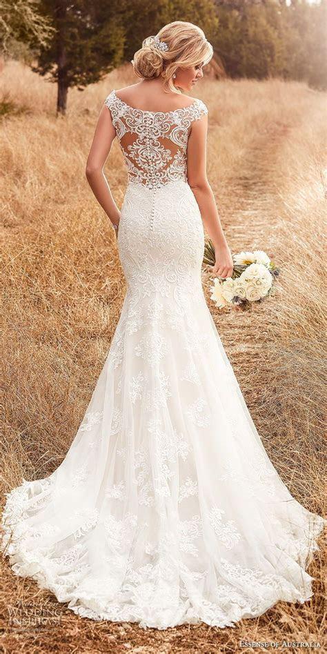 Essense of Australia Fall 2017 Wedding Dresses in 2019