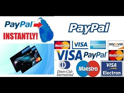 How To Withdraw Money To Srilanka With Philippines Paypal