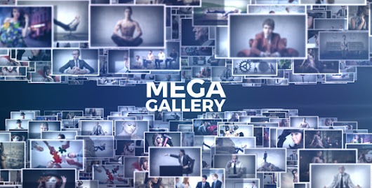 Mega Gallery - After Effects Project