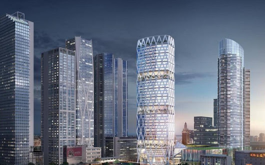 Downtown Miami is getting its first new office tower in six years