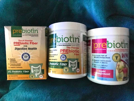Support Immunity This Season with prebiotin #Ad