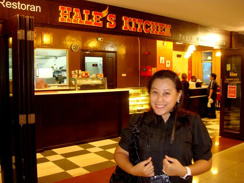 Hale's Kitchen @ Kg Baru
