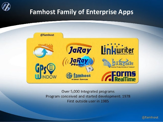 Famhost Family of Enterprise Apps