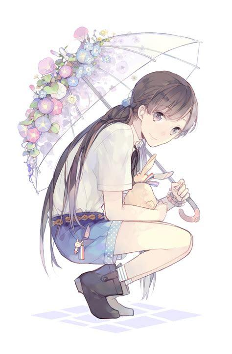 anime random anime girl  render png  orihimeyuuka