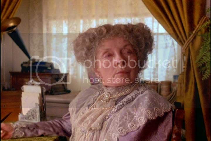 Aunt Josephine from Anne of Green Gables