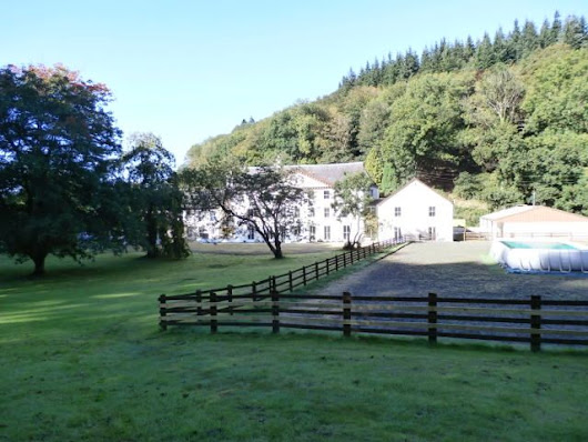 Cilgwyn Manor self catering cottage for hen parties in West Wales and Pembrokeshire , Wales