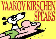 Click to listen to Dry Bones cartoonist Yaakov Kirschen being interviewed by Daryl Cagle.