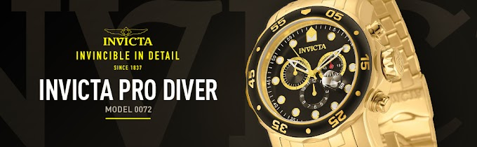Zona de Ofertas - Reloj Invicta 0072 Pro Diver Collection