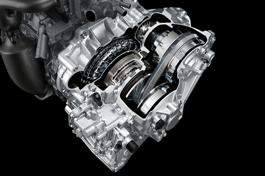 2013 Nissan Altima Gets New, Responsive CVT Technology