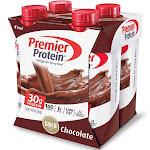Premier Protein Shake - Chocolate - 11oz/4pk