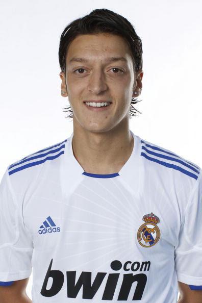 Mesut Özil Real Madrid - Mesut Özil Photo (16505144) - Fanpop