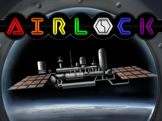 Airlock - A Game of Tile Selecting and Connecting