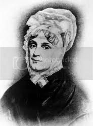 U.S. First Lady, wife of President William Henry Harrison and grandmother of President Benjamin Harrison