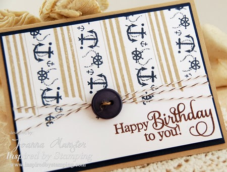 Inspired by Stamping Big Wishes II