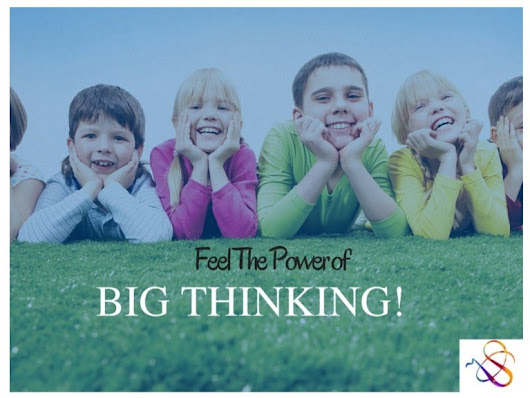 Feel The Power of BIG THINKING!