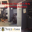The Online Story Of A REAL Life Printing Business | Bizzebee