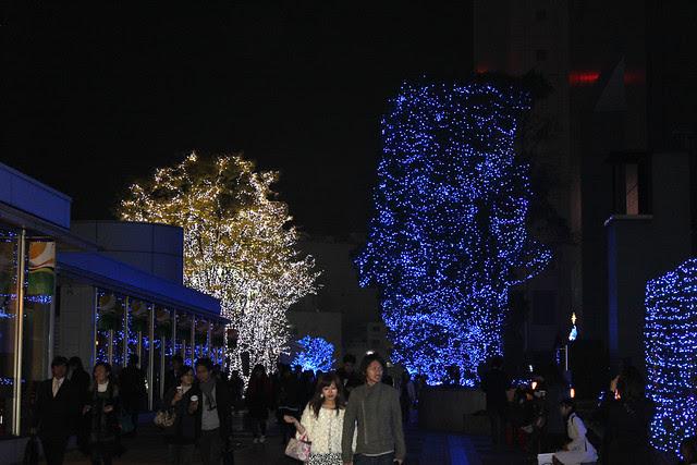 Navidad en Tokyo