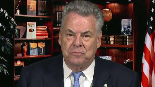 Rep. Peter King: President Trump is on the right path