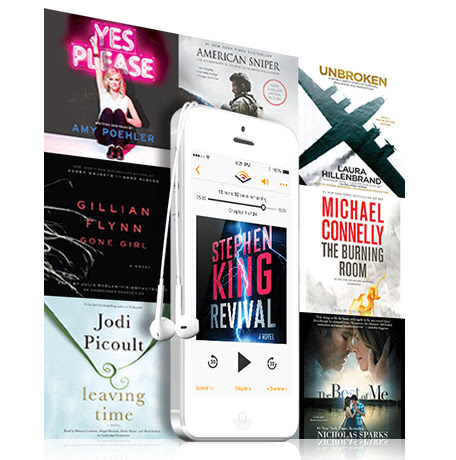 Download Audiobooks with Audible.com
