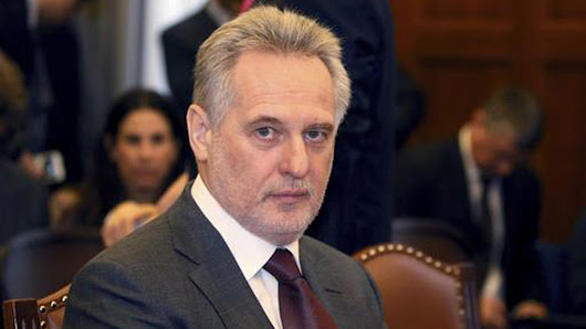 Austrian court approves extradition of Ukrainian oligarch Dmitry Firtash to Chicago |