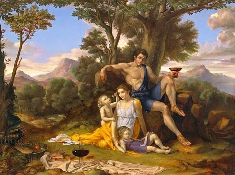 An Allegory Of Familial Love