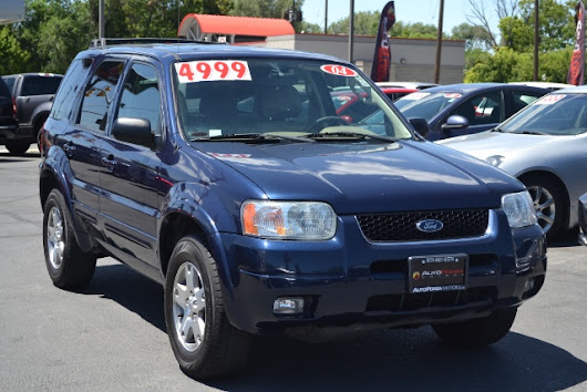 Used 2004 Ford Escape Limited 2WD for Sale in Salt Lake City UT 84115 AutoForza Motors