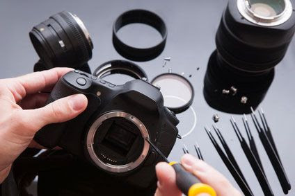 £35 Camera Sensor Cleaning Service Worcester