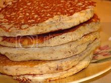 Fluffiest Whole Wheat Pancakes