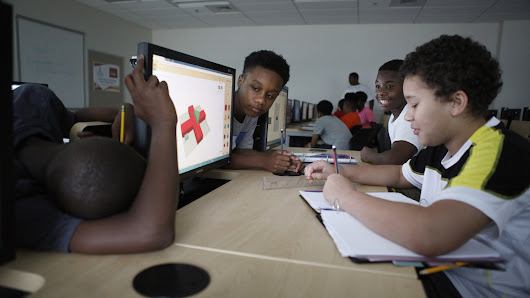 Coding Camp to Baltimore Schools: Bring Us Your Bored!