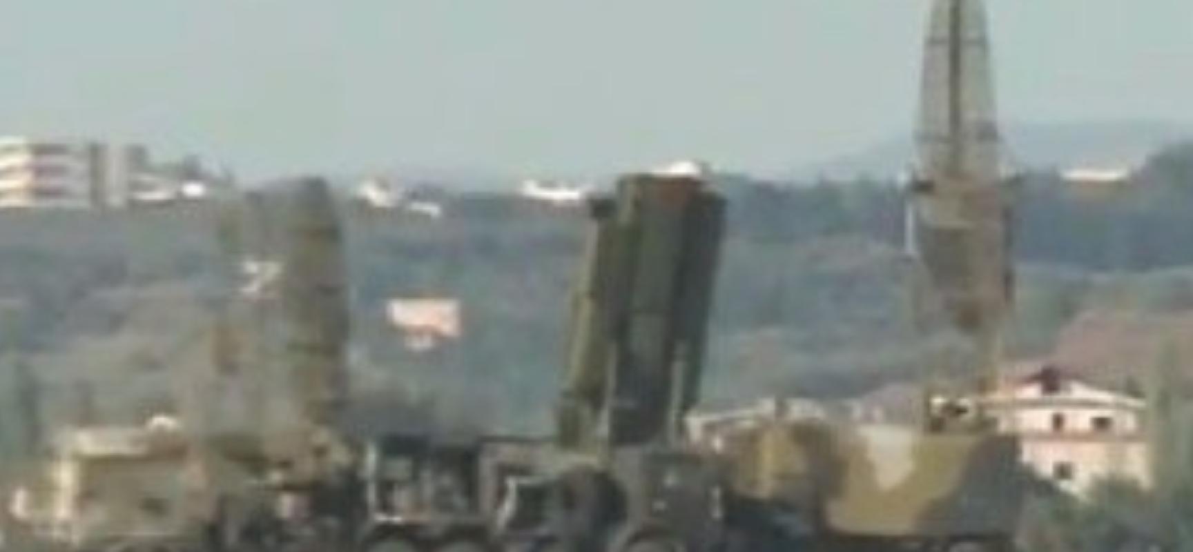 La Russie déploie des S-400 en Syrie