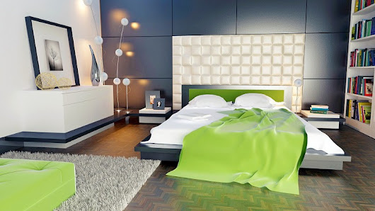 7 Designing Tips To Make A Small Bedroom Better