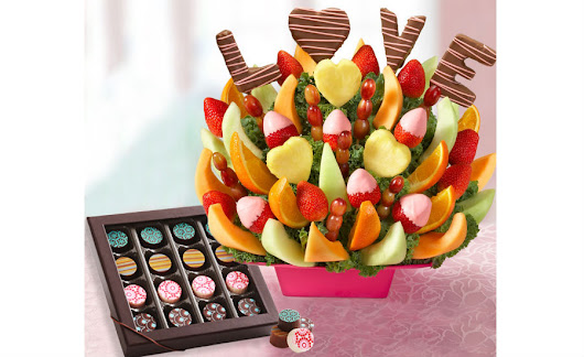 1-800-Flowers, Chocolate Works team up to deliver Fruit Bouquets