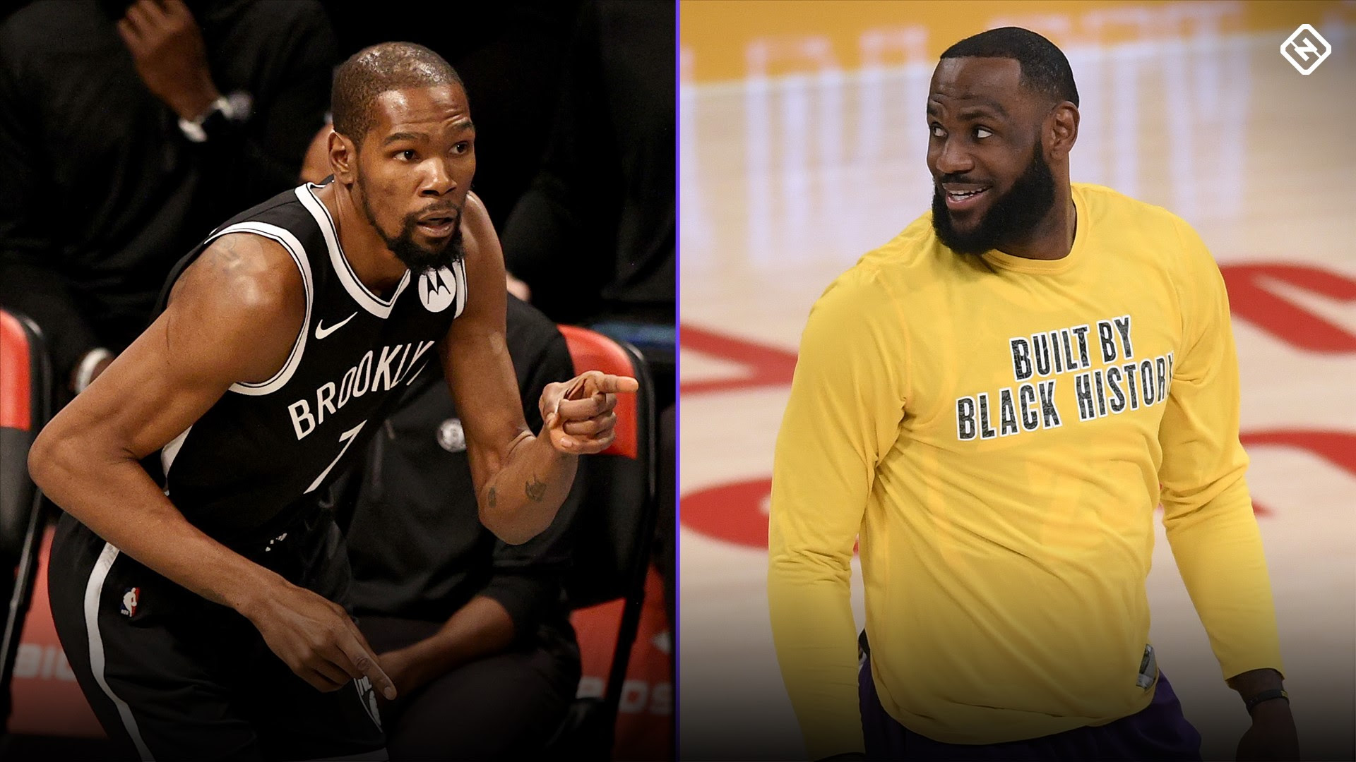NBA All-Star Draft 2021 time, TV channel & rosters for Team LeBron vs. Team Durant selection show