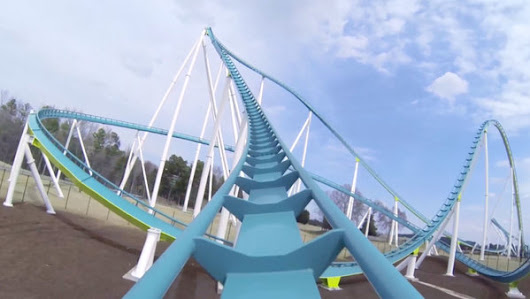 Just How Tall Can Roller Coasters Get?